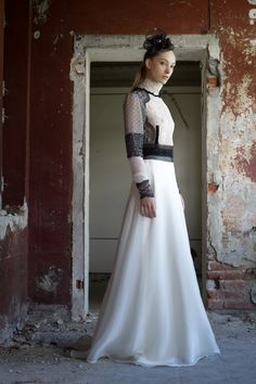Collezione sposa 2017 Elena Pignata www.elenapignata.com Credits Aldo Giarelli Model Morgana Balzarotti