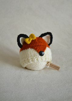 A personal favorite from my Etsy shop https://www.etsy.com/listing/230710823/newborn-to-3-month-fox-hat-baby-fox-hat