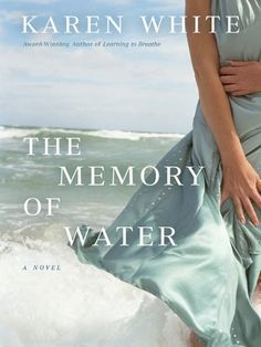 The Memory of Water by Karen White https://smile.amazon.com/dp/B001269FAC/ref=cm_sw_r_pi_dp_x_KP-9xb66390YS