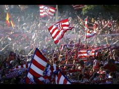 Un sentimiento, no traten de entenderlo: Atlético de Madrid. Ultras Football, Christmas Tree, Holiday Decor, Fans, Passion, Youtube, Tinkerbell, The World, Athlete