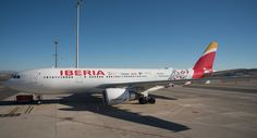Iberia is marking 70 years of presence in Latin America with a number of events and a special livery. European Airlines, American Country, Latin America, Number, Events, Celebrities, Pictures, Photos, Celebs