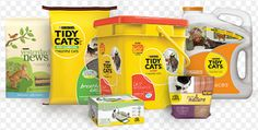 Get discount coupons on Tidy Cats Litter today for a great deal!