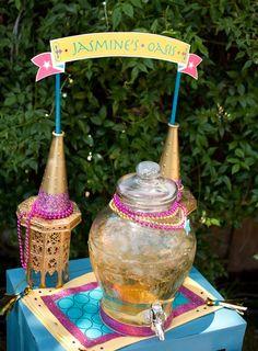 Princess Jasmine party