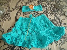 Little girls summer dress and top