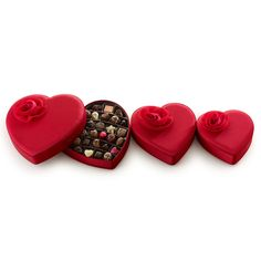 Her Heart's Desire #GODIVA (Godiva Chocolate Box)