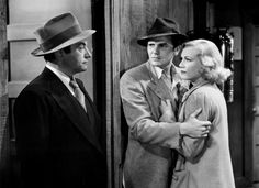 Je suis un criminel - Gloria Dickson - John Garfield - Claude Rains