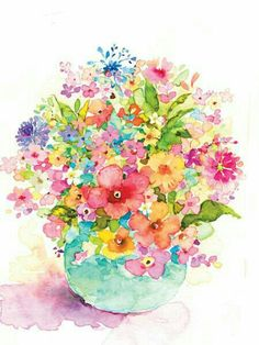 Liz Yee watercolor