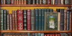How to Create a Home Library - Create a home library and your kids will be able to travel the world.