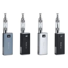 Get an iTaste MVP Starter Kit with iClear30 clearomizer for only $50 with free shipping!
