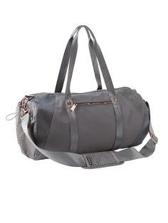 Prismatic Sugar Skull Fashion Diagonal Single Shoulder Workout Bag