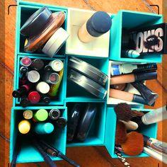 Organizando - Maquiagem