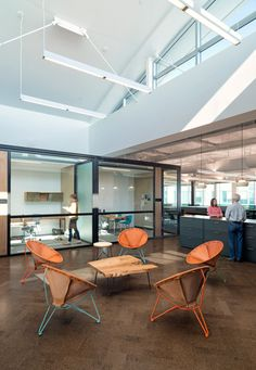 A Creative Office Space : open