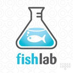 Fish Lab Logo
