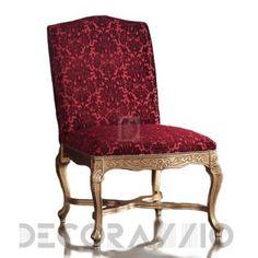 #red #interior #design  стул без подлокотников Seven Sedie Роял, 0350S_z