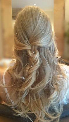 Donna Mc Carthy Bridal Hair
