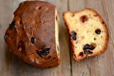 Gluten Free Christmas Panettone Bread… haven't had this since I was diagnosed, need to make!