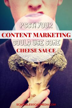 Your Content Marketing Could Use Some Cheese Sauce via @scalablesocial http://scalablesocialmedia.com/2015/01/content-marketing-makeover/