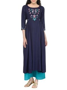 Checkout 'Kurta style' by 'Rosy Singh'. See it here https://www.limeroad.com/story/593ce451335fa4082b29168a/vip?utm_source=da30bb07af&utm_medium=android