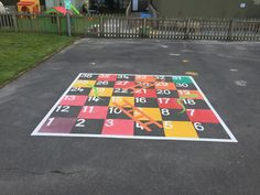 Snakes and Ladders, Swindon