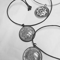#yoga #pendant  #statementjewelry #mandala