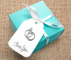 Wedding Thank You Favor Tags   Bridal Shower Favor Tags by ofthingspretty, $21.00