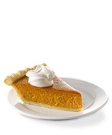 Pumpkin Pie Recipe with Truvía® Baking Blend