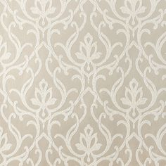 York Wallcoverings Candice Olson Shimmering Details Dazzled Damask Wallpaper | AllModern