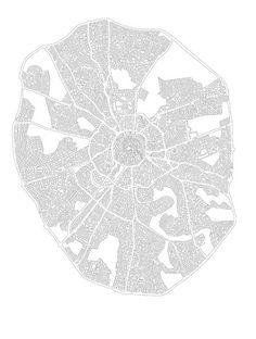 Moscow perspective quartals
