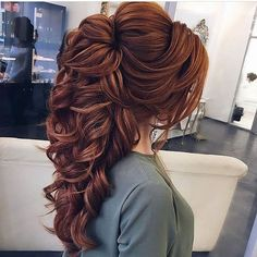 Messy Hairstyles Updo For Wedding 2018