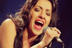 Aline Duran no Estúdio Showlivre