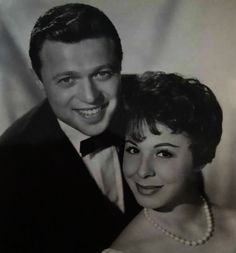 """""""Steve and Eydie"""" is the name of an American pop vocal duet, consisting of Steve Lawrence and Eydie Gormé. They have been a husband and wife team since they wed in 1957. Both have also had separate careers as solo singers. The performer name on their duet releases was denoted as """"Steve and Eydie"""", without the last names. Eydie was born as Edith Gormezano, while Steve's birth name was Sidney Leibowitz."""