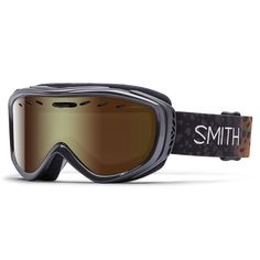 Smith Optics Cadence Goggles ( LUX/RED SOL X Mirror)