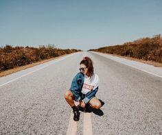 road trip. Na estrada. Instagram: @viihrocha