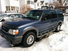2001 Ford Explorer XLS - Albany, NY #1887625306 Oncedriven