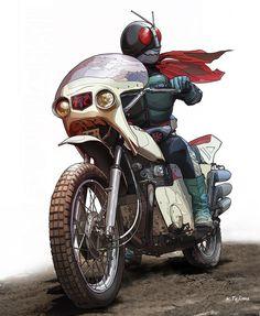 Kamen Rider Decade, Kamen Rider Series, Gundam, Hero Machine, Japanese Superheroes, Motocross Bikes, Mecha Anime, Motorcycle Style, Hero Arts
