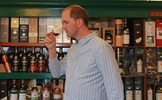Mike Lord is owner of The Whisky Shop Dufftown