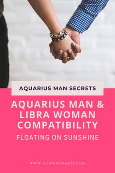 This is an interesting match. These are both air signs, and so Libra can meet Aquarius on the same level and coax Aquarius into a more loving and open partnership, without pushing him away. This could be an ideal match for these two signs, so keep reading and find out everything about this compatibility. #zodiac #zodiac_sign #horoscope #sign #astrology #love #relationship #dating #aquarius #aquarius_man #in_love #aquarius_facts #libra_woman #libra #woman #dating_libra #in_bed #match…