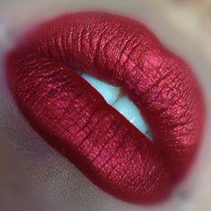 .@KD Eustaquio Jones | Red Velvet  Lipliner: @motivescosmetics Retro Red  Lipstick: @Siobhan Domagala Raine &... | Webstagram