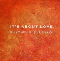 Everything, always <3