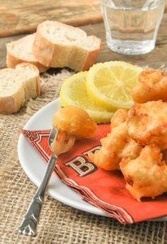 Receta 335: Buñuelos de coliflor » 1080 Fotos de cocina