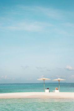 A day at Coral Beach, Cambodia. Photo by: Jenny Zarins Cambodia Travel Honeymoon Backpack Backpacking Vacation Cambodia Beaches, Cambodia Travel, Thailand Travel, Backpacking South America, Backpacking Asia, Angkor Wat, Tonga, Bora Bora, Koh Rong Samloem