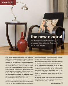 The new neutral Resene Thorndon Cream Paint Colours, Neutral Tones, House Colors, Furniture Decor, Habitats, Living Spaces, Fox, Lounge, Exterior