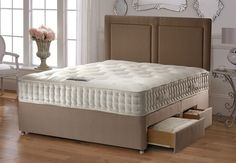 Happy Beds from birth, has been specialising in Divan Beds offering an exceptional range in Divan Bed Set and Divan Beds with storage, in other words Beds with Drawers. Visit us @ http://cheapmattressesforsale.co.uk/forest-dream-3000-bamboo-pocket-mattress/