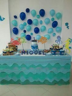 Baby shower boy theme nautical first birthdays 41 Ideas for 2019 Boy First Birthday, Boy Birthday Parties, Birthday Ideas, Boy Baby Shower Themes, Baby Boy Shower, First Birthdays, Baby Shark, Shark Party, Sharks