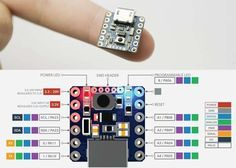 Electronics enthusiasts, makers and developers searching for a super small 32-bit Arduino development board may be interested in the Atom X1 which has been