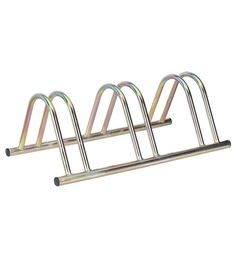 Rounded Cycle Rack - 3 Cycles