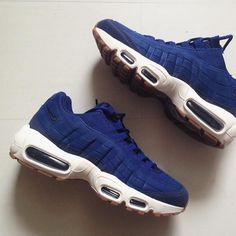 Sneakers femme - Nike Air Max 95 (©zulubb_) Plus