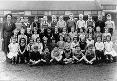 East Keppoch Primary School Pr1 1953