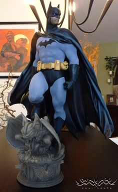 [SIDESHOW] Batman Exclusive Premium Format Statue Review