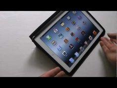 "REVIEW: iPad 2 Leder Tasche ""Berlin"" KAVAJ [HD]"